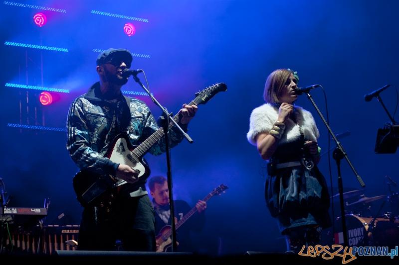 Trzeci drugi koncertów Juwenalia 2011 - Smolik - 28.05.2011 r.  Foto: LepszyPOZNAN.pl / Paweł Rychter