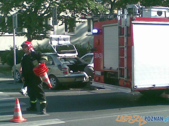 Wybuchowy zbiornik  Foto: Jacek Hęćka