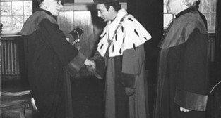 Doktorat honoris causa UAM dla profesora Orlicza