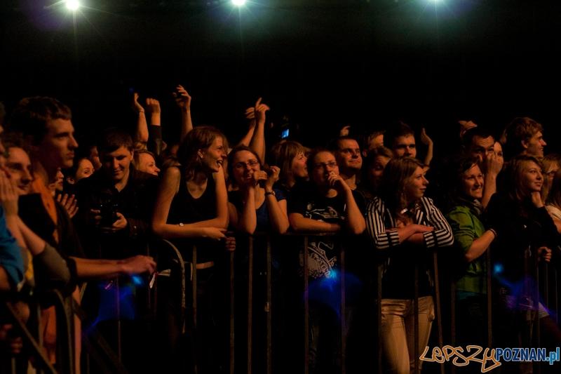 Dzień drugi koncertów Juwenalia 2011 - Strachy Na Lachy - 27.05.2011 r.  Foto: LepszyPOZNAN.pl / Paweł Rychter