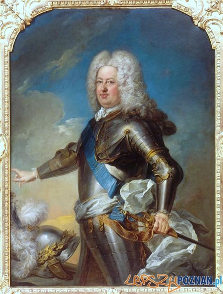 Stanisław Leszczyński, obraz Jean Baptiste van Loo