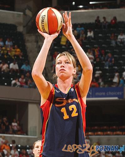 Małgorzata Dydek  Foto: WNBA