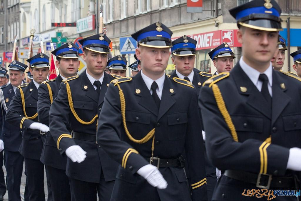 Dzień Strażaka  Foto: lepszyPOZNAN.pl / Piotr Rychter