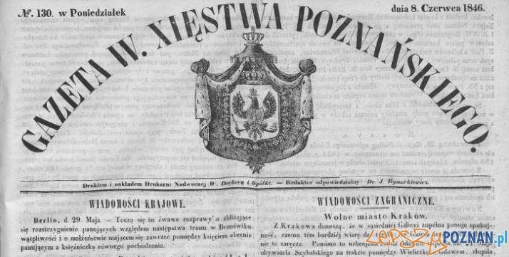 Gazeta Wielkiego Księstwa Poznańskiego