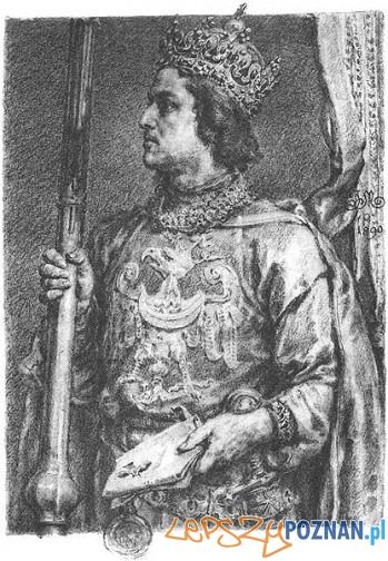 Przemysł II, rycina Jana Matejki Foto: wikipedia
