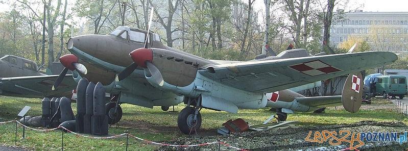Samolot Pe-2FT w muzeum Wojska Polskiego w Warszawie Foto: wikipedia.pl