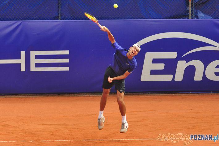 Jerzy Janowicz w finale!  Foto: