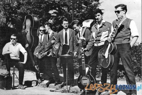 Czerwono Czarni 1961 Foto: internet