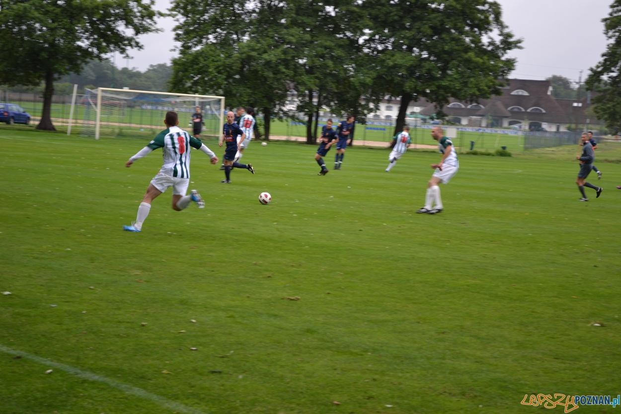 Warta Poznań - Pogoń Szczecin - mecz sparingowy 2 lipca 2011  Foto: Kris