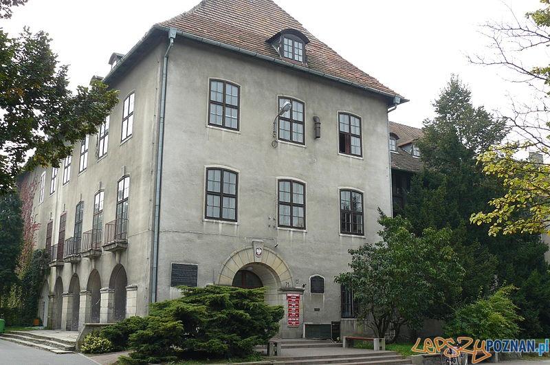 Kolegium Cieszkowskich Uniwersytetu Przyrodniczego na Golęcinie Foto: wikipedia.pl
