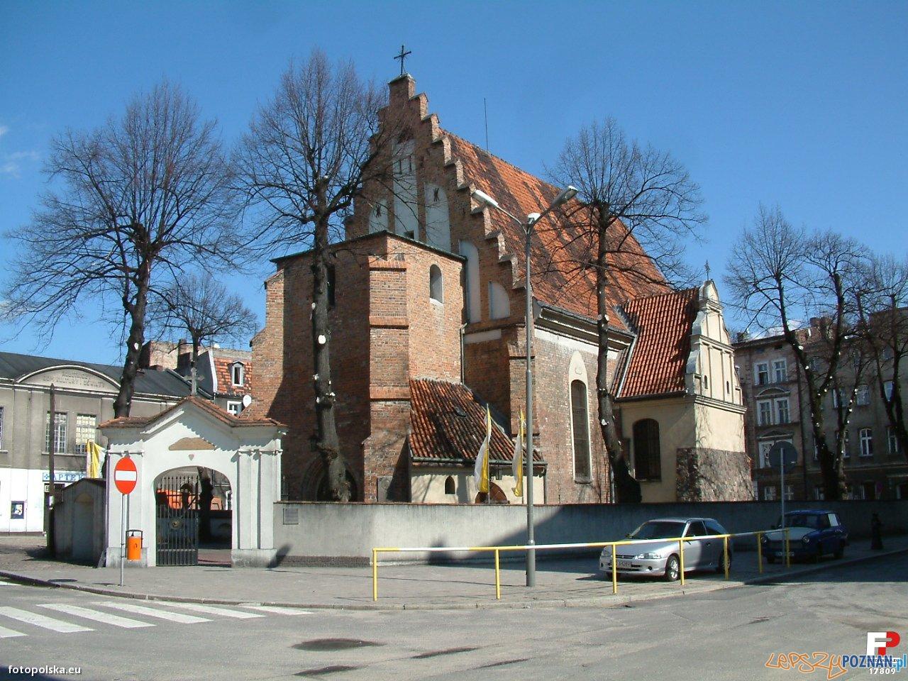 Kościół Św. Małgorzaty na Śródce z XVI wieku Foto: fotopolska.eu