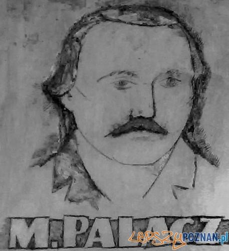 Maciej Palacz, płaskorzeźba w Zamku Cesarskim w Poznaniu Foto: wikipedia.pl