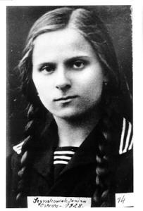 Siostra Sancja Szymkowiak