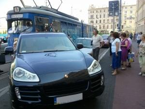 Zablokowane tramwaje (archiwum) Foto: lepszyPOZNAN.pl / gsm