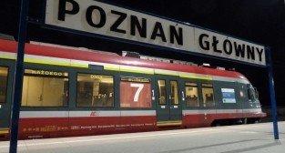 Pociąg Poznań Główny