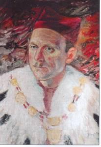 Zbigniew Zakrzewski, rektor Akademii Ekonomicznej w latach 1959-62