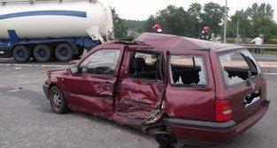 Śmiertelny wypadek w Pobiedziskach