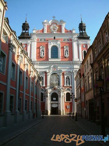 Fasa fary w Poznaniu Foto: wikipedia