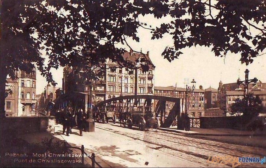 Most Chwaliszewski  Foto: