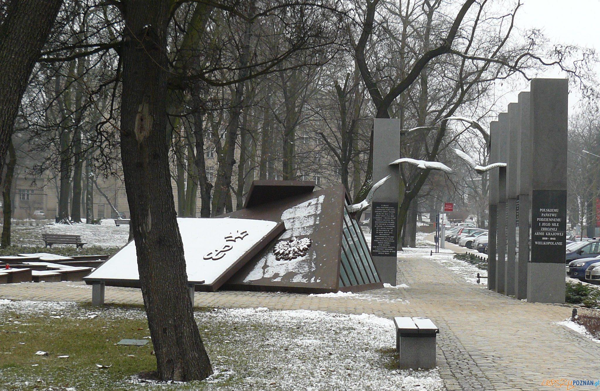 Pomnik Podziemnego państwa polskiego