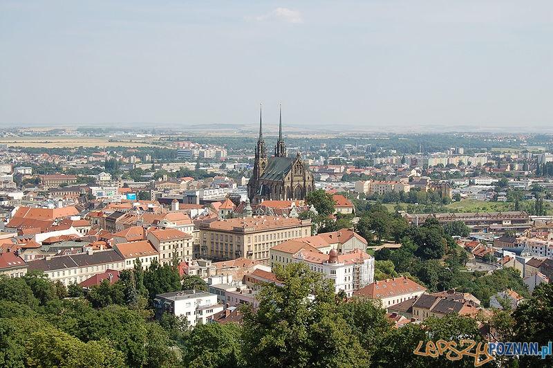 Panorama Brna Foto: wikipedia