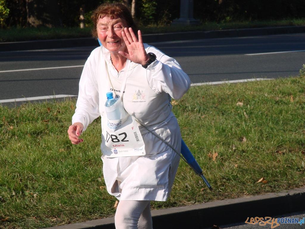 12 Poznań Maraton - I okrążenie
