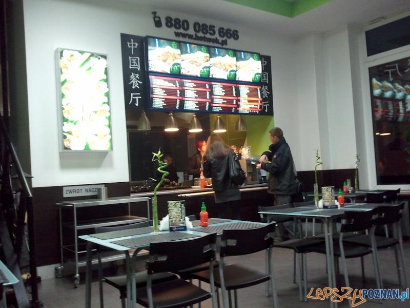 SmaczneGO - Hot Wok Foto: LepszyPOZNAN.pl