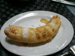 SmaczneGO - Hot Wok - banan w cieście Foto: LepszyPOZNAN.pl