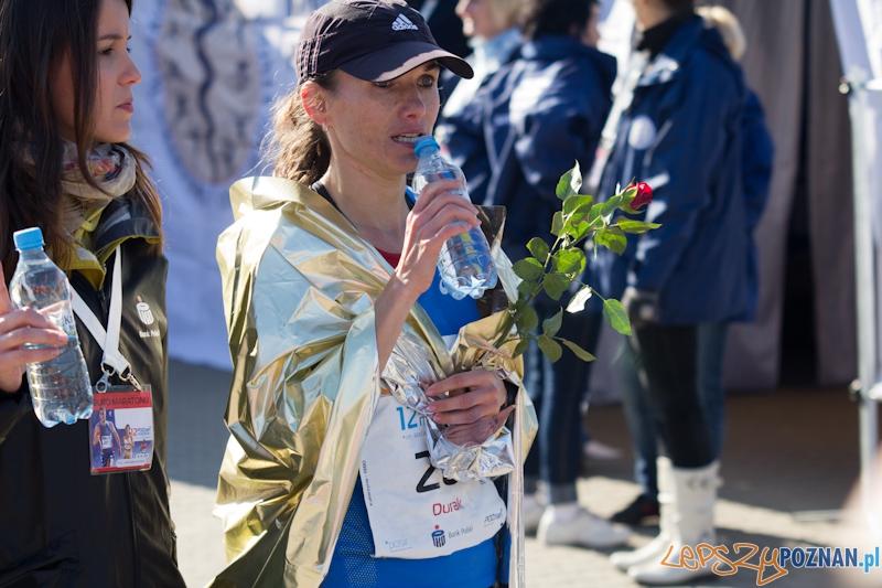 12 Poznań Maraton - Katarzyna Durak - Poznań 16.11.2011 r.  Foto: lepszyPOZNAN.pl / Piotr Rychter