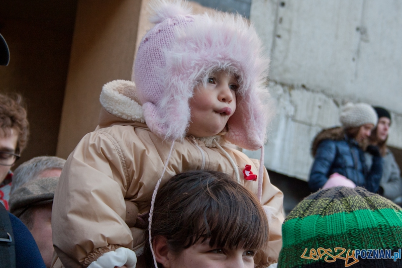 Korowód Świętego Marcina - Poznań 11.11.2011 r.  Foto: LepszyPOZNAN.pl / Paweł Rychter