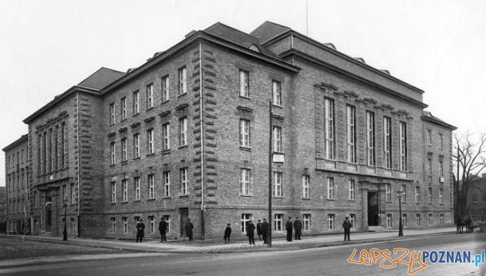 Izba Rzemieślnicza w Poznaniu lata 30