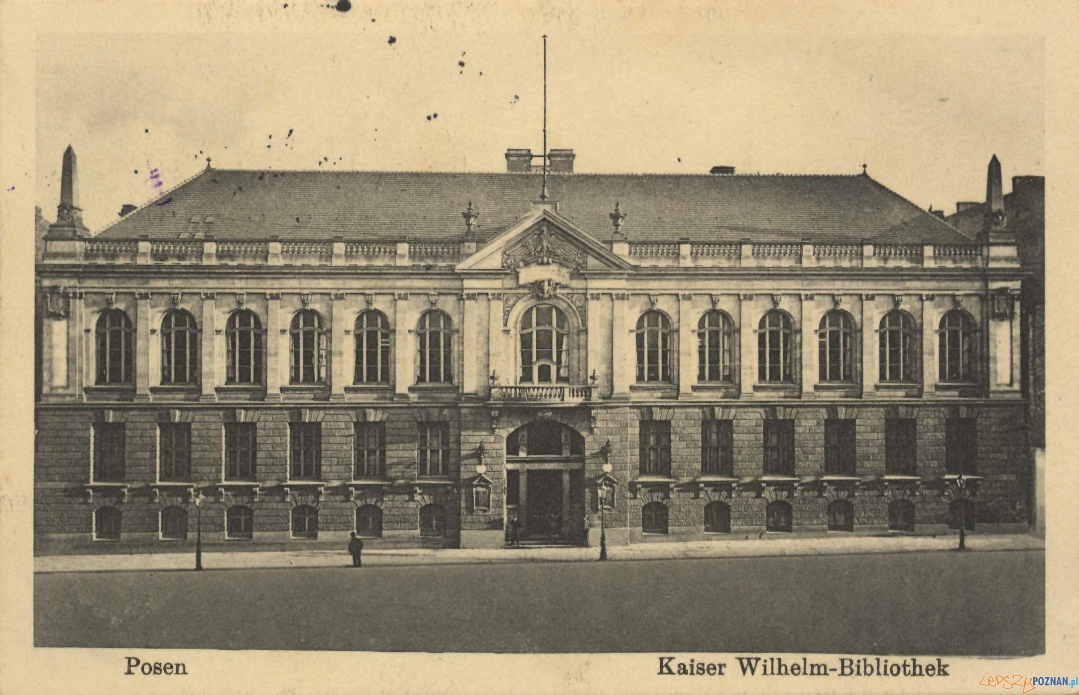 Kaiser Wilhelm Bibliothek