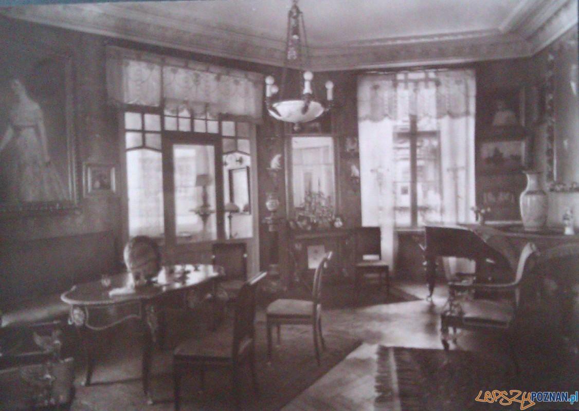 Mieszkanie Marii Wicherkiewiczowej Foto: http://kolektywbibianny.wordpress.com