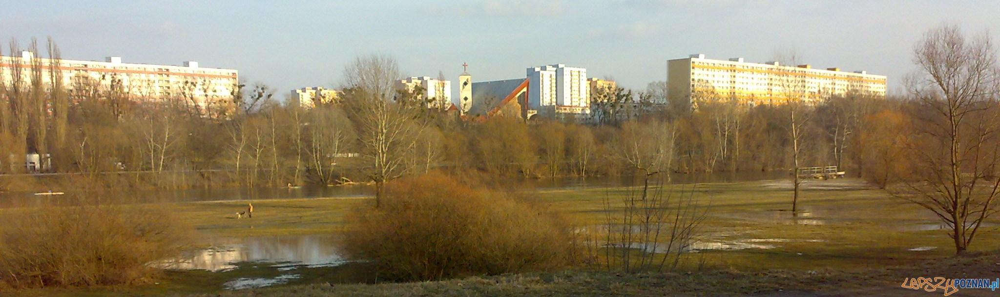 Osiedle Piastowskie. Widok z Bielenik Foto: wikipedia