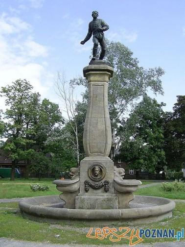 Pomnik Siewcy w Luboniu Foto: wikipedia