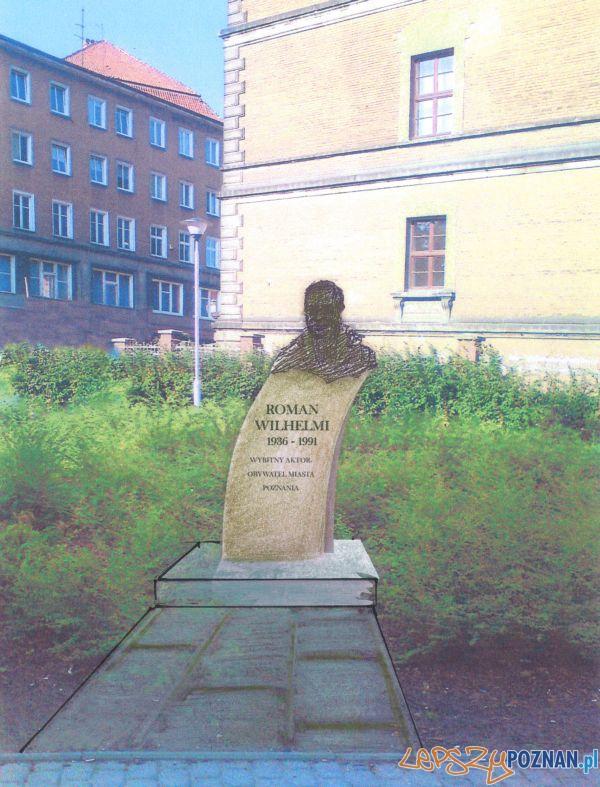 Pomnik Wilhelmiego Foto: Pomnik Wilhelmiego