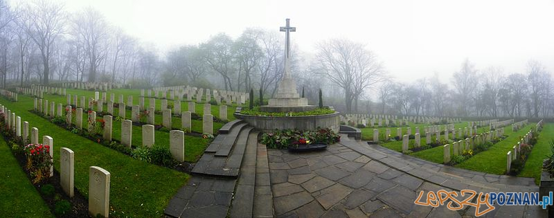 Cmentarz brytyjski na Cytadeli Foto: wikipedia