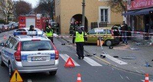 Dwie ofiary śmiertelne w wypadku Nad Wierzbakiem