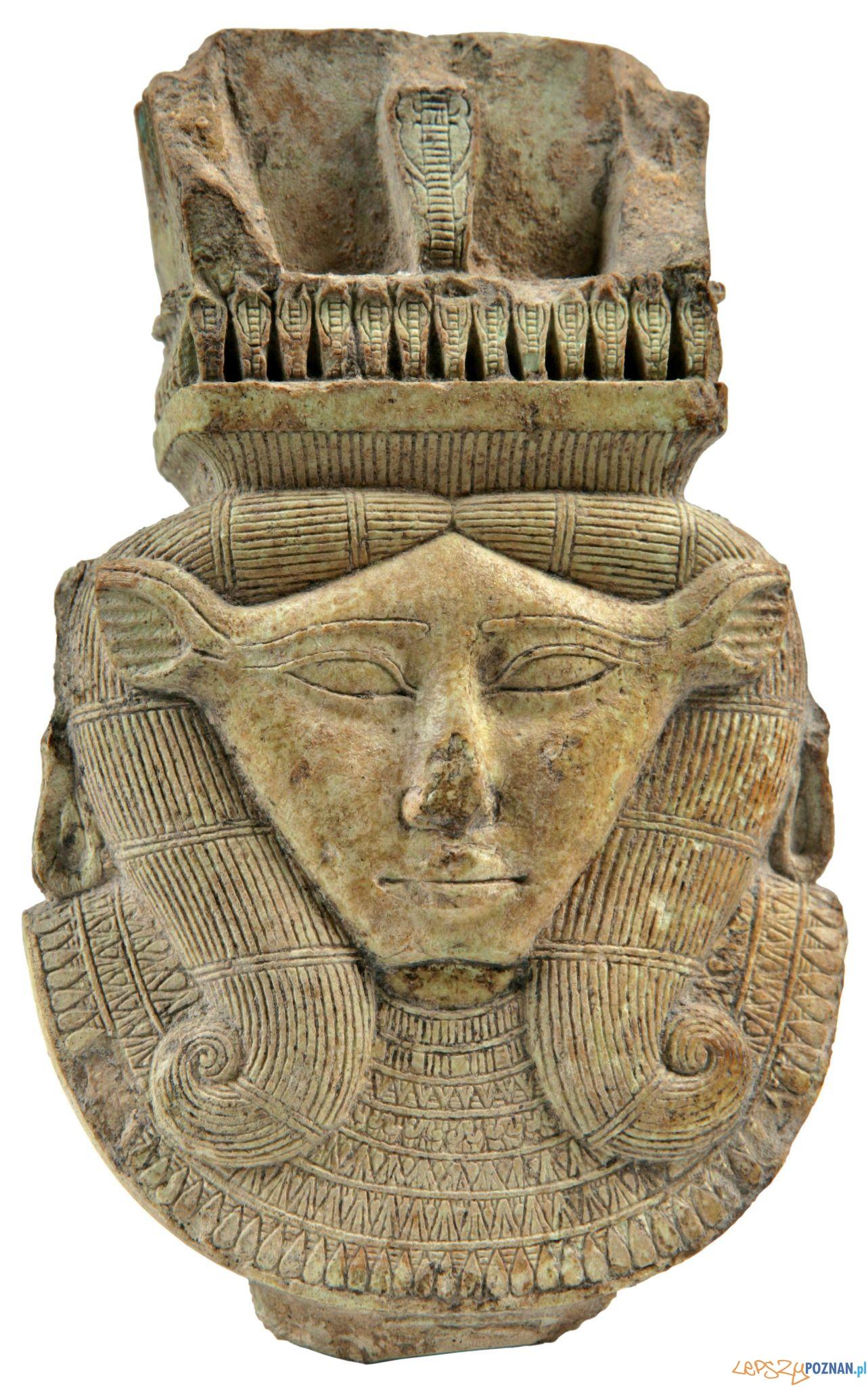 Sistrum, Egipt, VII - I w. p.n.e.  Foto: MNP