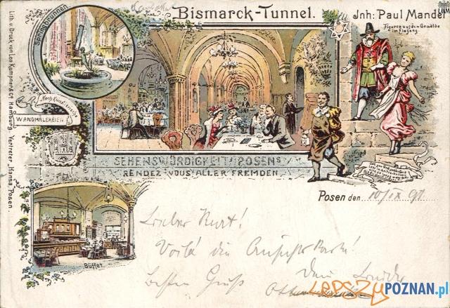 Restauracja Bismarck-Tunnel,_ul Kantaka