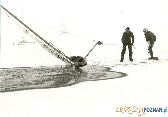 Bogdan Kramer bojery na jeziorze Kierskim