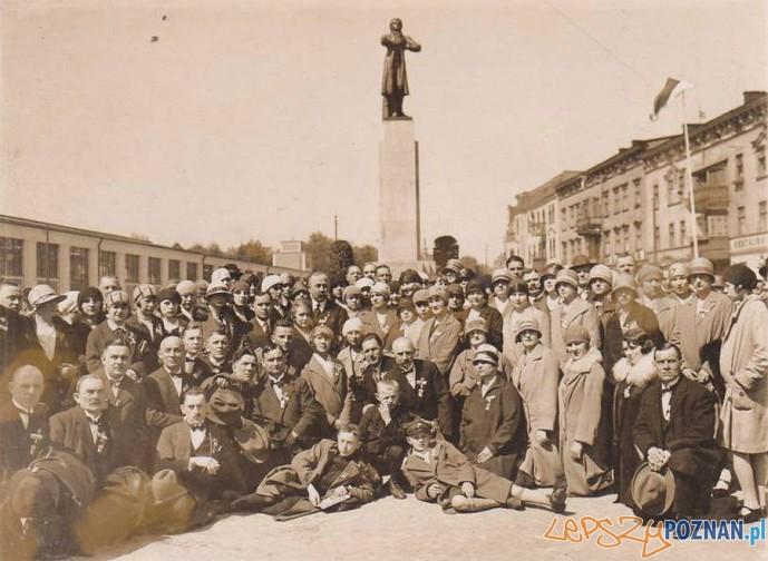 Pomnik Kosciuszki 1930
