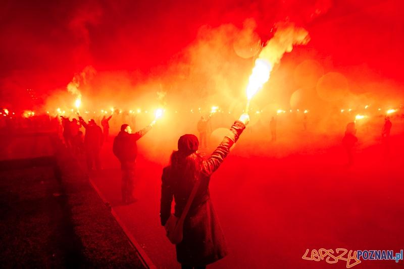 93 rocznica wybuchu Powstania Wilekopolskiego - race Wiary Lecha Foto: lepszyPOZNAN.pl / Piotr Rychter