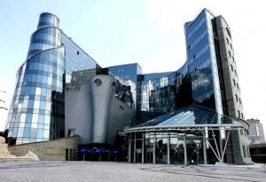 Siedziba TVP w Warszawie Foto: fotografia ze stron TVP