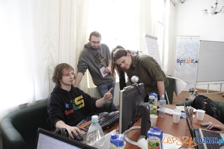 Poznań Game Jam 2012  Foto: ZOO - Coworking@Poznań