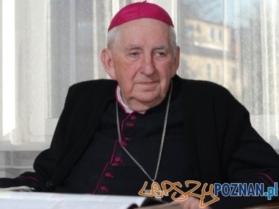 Arcybiskup Marian Przykucki Foto: http://www.opoka.org.pl