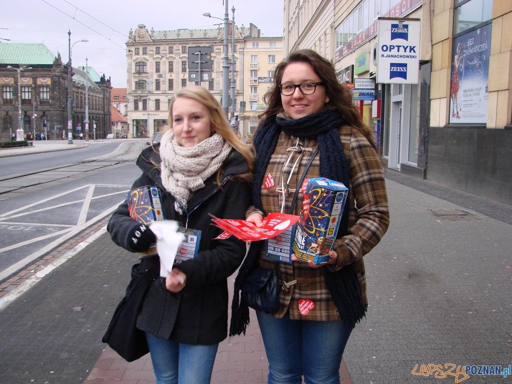 XX Finał Wielkiej Orkiestry Świątecznej Pomocy w Poznaniu  Foto: lepszyPOZNAN.pl / ag