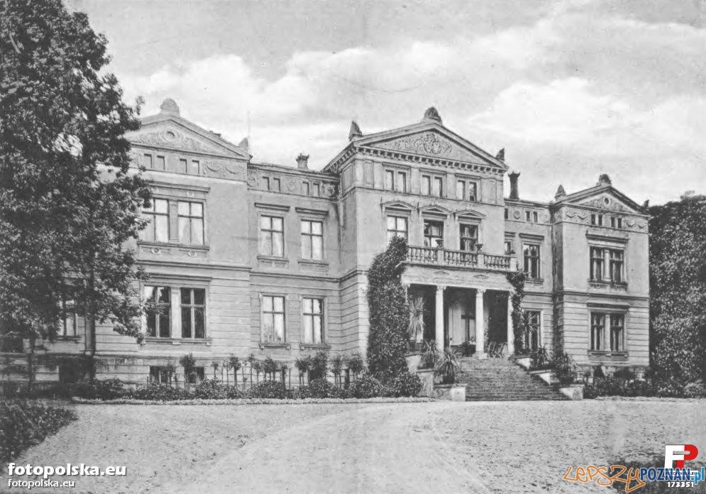 Pałac Stablewskich w Zalesiu pod Gostyniem