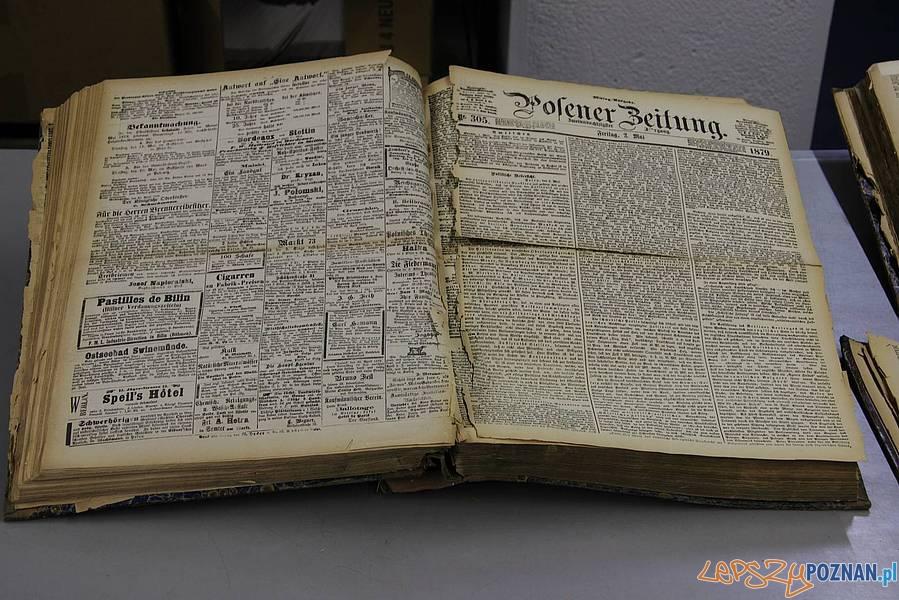 Posener Zeitung Foto: Staatsbibliothek zu Berlin