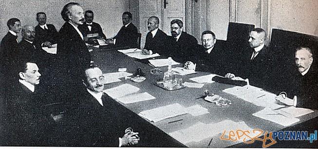 Rzad_RP_Ignacego_Paderewskiego_1919 Foto: wikipedia.pl